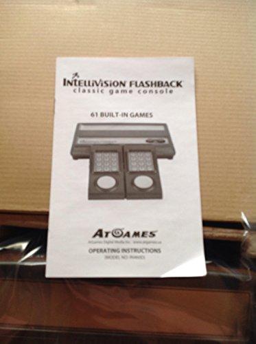 Intellivision Flashback Classic Game Console