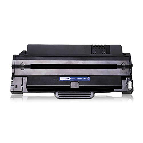 1130 Toner Cartridges, for DELL 113X 1130N 1133 1135N 1136 Printer Cartridges,Black ()