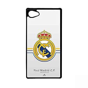 Sony Xperia Z5Mini Real Madrid Club De FúTbol funda de,Custom Design For Boys
