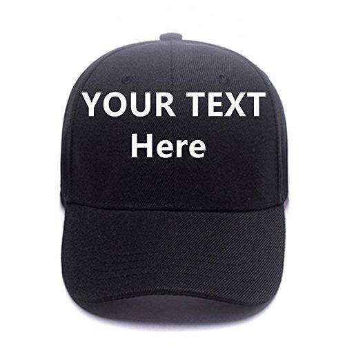Design Personalized Flatbill Bill Snapback Custom Fashion Baseball Caps Funny Trucker Hats for Men (Custom Made Fashion)