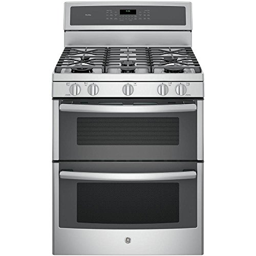Double Gas Oven (GE PGB980ZEJSS 30