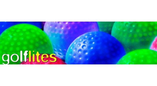 golflites – Light Up Color Changingゴルフボール(数量= 6 ) B003BXS8Y8