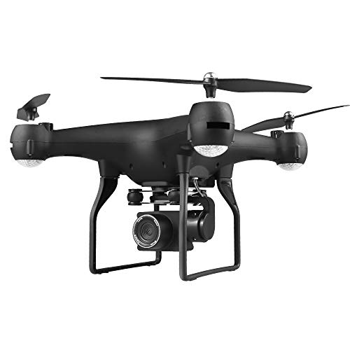 4K Drone with Camera, 1600w Pixel Drone, HD Real-time Video, Long Battery Life 25 Minutes, Suitable for Adults