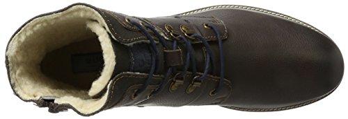 Bugatti Herren 321335501269 Klassische Stiefel Braun (Dark Brown/ Dark Brown)