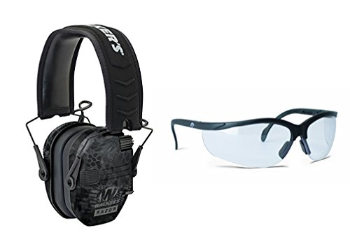 low profile shooting glasses - 3