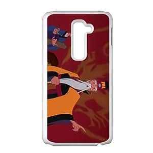 LG G2 Cell Phone Case White Disney Mulan Character Chi Fu J4G3S