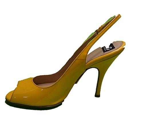 Dolce & Gabbana , Damen Pumps gelb gelb