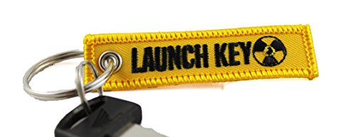 Mini Motorcycle keychains- CG Keytags made for Motorcycles, Scooters, Cars, Gifts, and More (Launch Key)