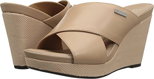 Calvin Klein Women's Jacolyn Desert Sand 5.5 M US
