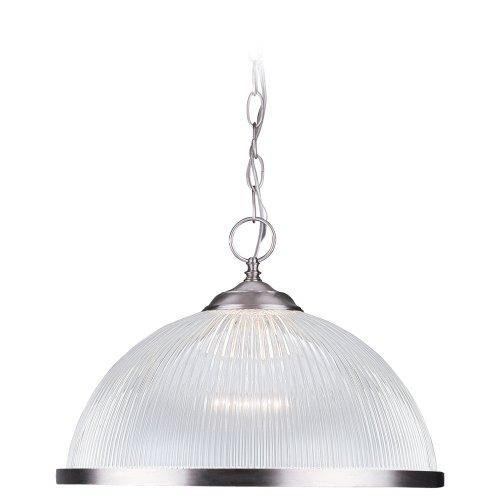 Prismatic Dome Pendant Light - 5