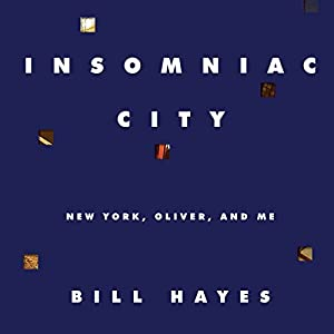 Insomniac City Audiobook