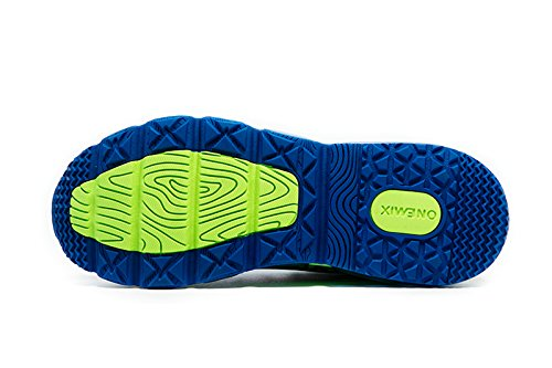Air Lila Sneaker Blau Sneaker Grün Herren onemix Sportschuhe Walkingschuhe Laufschuhe rhythmus EaPcqO