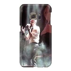 Samsung Galaxy S6 HZu11345eDKc Unique Design Lifelike My Dying Bride Band Pattern Shockproof Hard Phone Cover -SherriFakhry