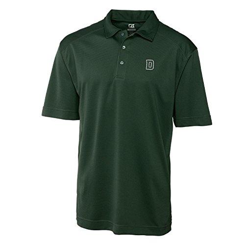 NCAA Dartmouth Big Green Men's Genre Polo, Hunter, - Dartmouth Store
