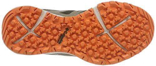 Vert Vapeur vents Chaussures Basse Jupiter Femmes Taille Randonne nori Pour De Columbia w77RZqa