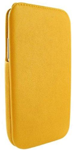 Piel Frama Wallet Case for Samsung Galaxy Note 2 - Yellow by Piel Frama