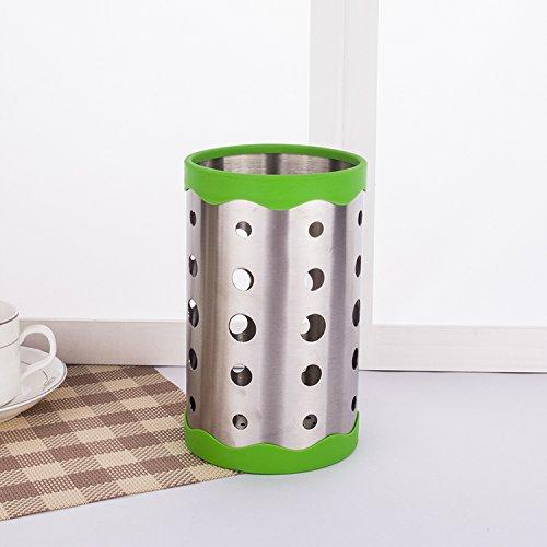 Sunwinc Kitchen Utensil Holder -Utensil Container - Utensil