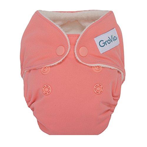 GroVia Newborn All in One Cloth Diaper