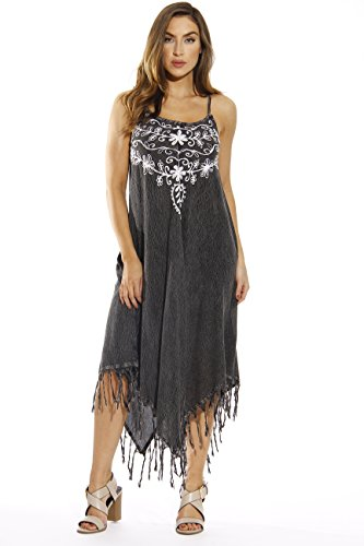 Riviera Sun 21676-CDW-2X Dress/Dresses For Women