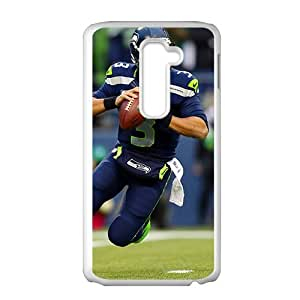 Seattle Seahawks Russell Wilson Phone Case for LG G2