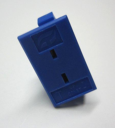 Panel mount t-type thermocouple miniature jack socket for miniature thermocouple connector (Miniature Connectors)