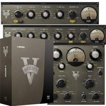Waves V-Series 3 Vintage Plugin Models