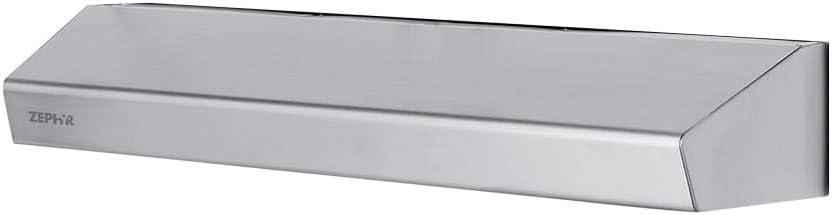 "B00146GJFY Zephyr AK1100S 30"" Essentials Breeze Series Under Cabinet Range Hood with 250 CFM in Stainless Steel 41SMmNuJwGL.SL1080_"