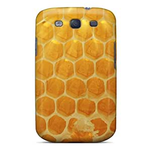 New Style Tpu S3 Protective Case Cover/ Galaxy Case - Honeycomb 2
