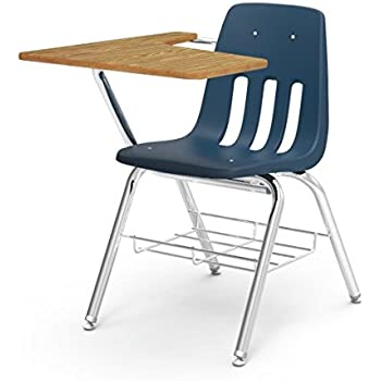 Amazon Com Flash Furniture Student Desk With Open Front