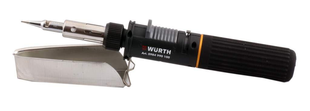 Gas Soldador Surtido/Juego De wglg100 Würth: Amazon.es: Industria, empresas y ciencia