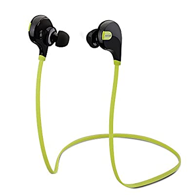 Mpow Swift Bluetooth 4.0 Wireless Sport Headphones Sweatproof Running Gym Exercise Bluetooth Stereo Earbuds Earphones Car Hands-free Calling Headsets