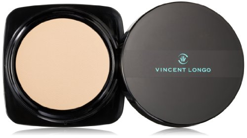 Canvas Face Foundation (VINCENT LONGO Water Canvas Creme-To-Powder Foundation, Bisque)
