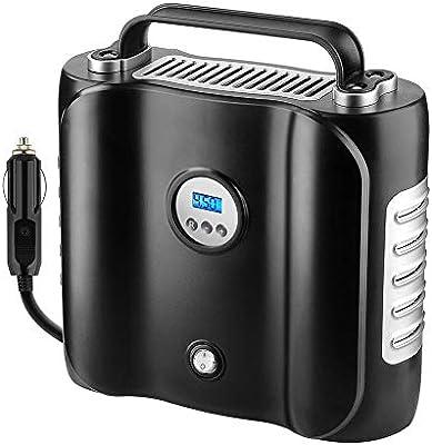 LPsweet Inflador De Neumáticos Digital con Compresor De Aire Multi ...