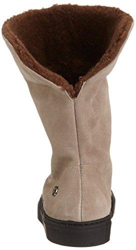 Grau Piedra Swann Jonny's Damen Stiefel Kurzschaft O7qIxAIf