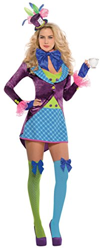 Womens Mad Hatter Costume Size Small (2-4) (The Mad Hatter Costume Ideas)