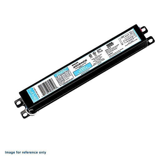 - Philips Advance ICN-2P32-N 32W T8, 120/277V Electronic Fluorescent Ballast, 2 Lamp