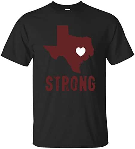 Texas Strong Supporting the Victims of Hurricane Harvey T-Shirt