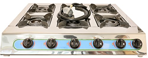 outdoor cooktop - 5