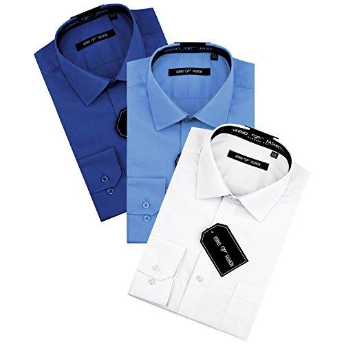 dress shirts size 21 neck - 7