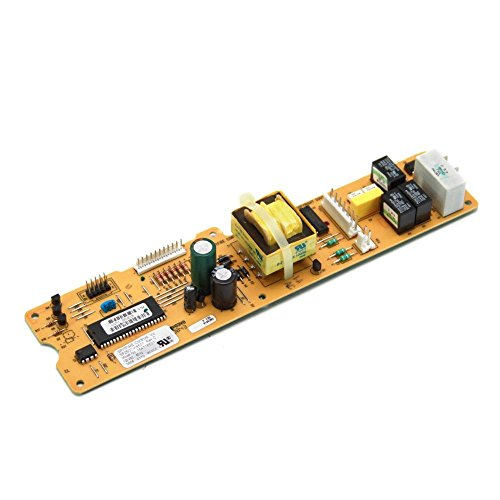 Control Board Washer Frigidaire (Frigidaire 154718501 Dishwasher Electronic Control Board Genuine Original Equipment Manufacturer (OEM) Part for Frigidaire & Kenmore)