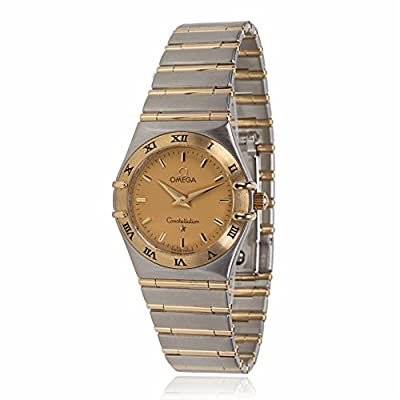 Omega Constellation Quartz Female Watch 1272.10 (Certified Pre-Owned) by Omega