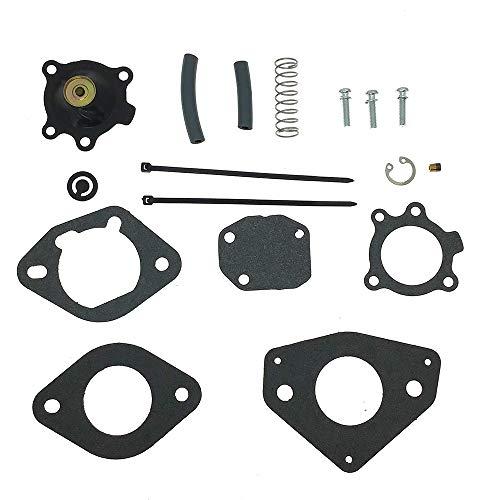 Carburetor Repair Rebuild Kit for Kohler Accelerator Pump Engine CV17-CV25 CV640-CV740 Replace # 24 757 21-S 2475721-S 2475721S