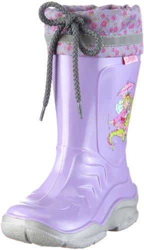 Prinzessin Lillifee Jane 130022 Mädchen Gummistiefel Violett (flieder/silber 59)