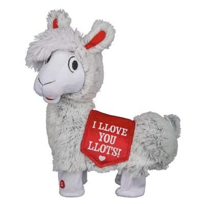 Valentine Llama Twerking to Going Down for Real: Toys & Games