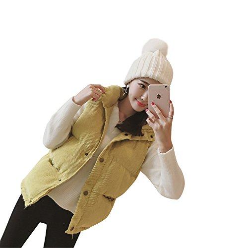 孤独メディック付き添い人レディース ダウン 中綿ベスト ノースリーブ ジャケット 女性 スタンドカラー 綿ベスト コート アウター 通勤 通学 心地よい カジュアル キレイめ おしゃれ