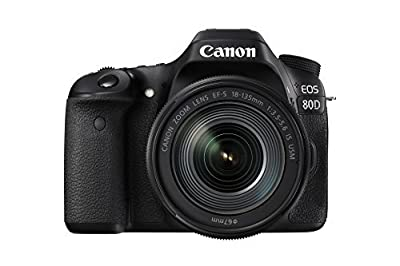 Canon EOS 80D Digital SLR Camera - Parent