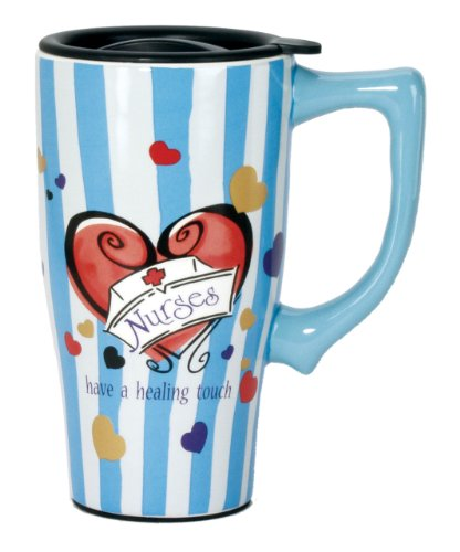 Nurse Travel Mug (Nurse Travel Mug by Spoontiques)