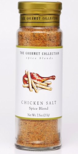 The Gourmet Collection Chicken Salt Spice Blend 7.4 Oz. by Unknown