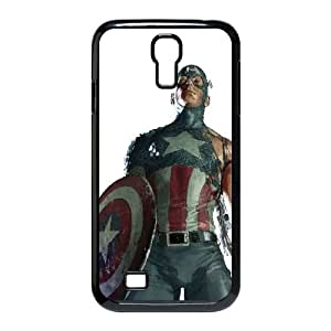 Captain America Comic Samsung Galaxy S4 90 Cell Phone Case Black persent xxy002_6057127