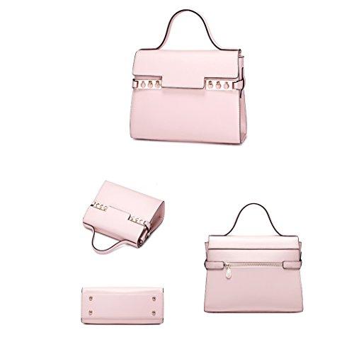 New Shoulder 2018 Handbag Leather Square Small Bags Bag Fashion Zq Korean Messenger wAA6txCqH